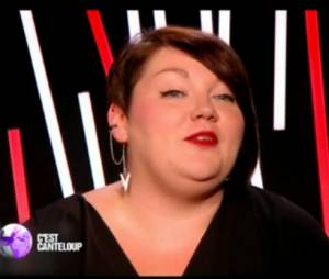 Mathilde, candidate de The Voice sur TF1