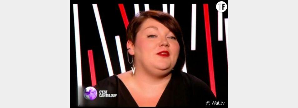 Mathilde, candidate de The Voice sur TF1