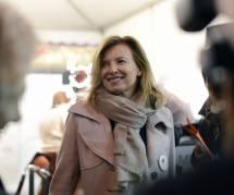 ONPC : passe d'armes virulente entre Valérie Trierweiler et Laurent Ruquier