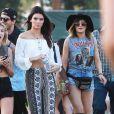 Kendall Jenner, qui nous a habituées à mieux (à Coachella en 2014).