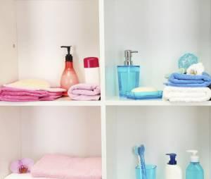 10 idées belles et ingénieuses pour ranger votre salle de bains