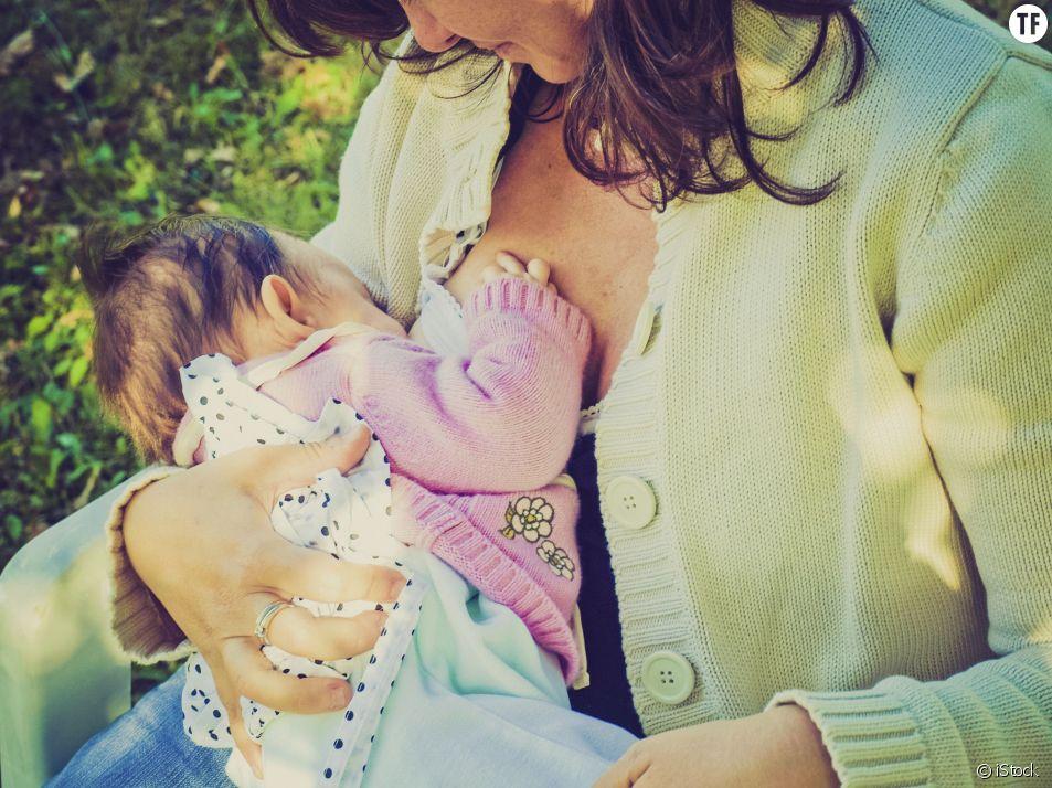 5 positions confort pour allaiter bébé