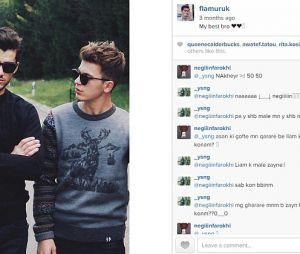 L'étudiant kosovar a gagné en quelques semaines plus de 40 000 followers sur son compte Instagram.