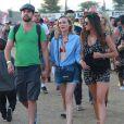 """Diane Kruger, Joshua Jackson et Nina Dobrev au 5 ème jour du Festival de """"Coachella Valley Music and Arts"""" à Indio Le 18 avril 2015"""