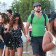 Nina Dobrev et Joshua Jackson à Coachella 2015