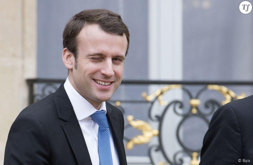 Emmanuel Macron, premier de la classe.