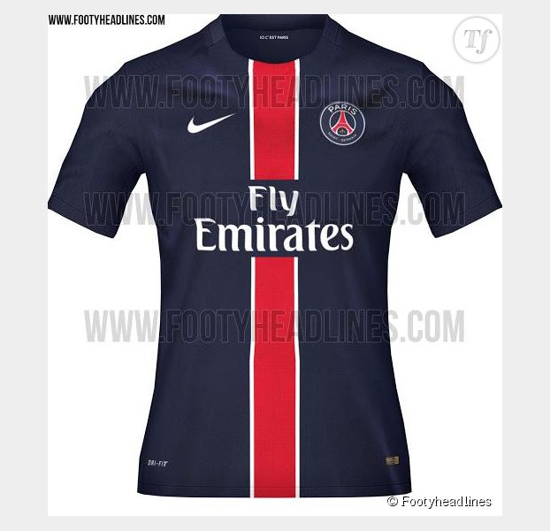 psg le maillot de la saison 2015 2016. Black Bedroom Furniture Sets. Home Design Ideas