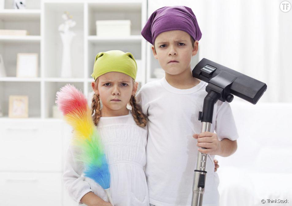 Les tâches domestiques favoriseraient l'indépendance économique et la socialisation.