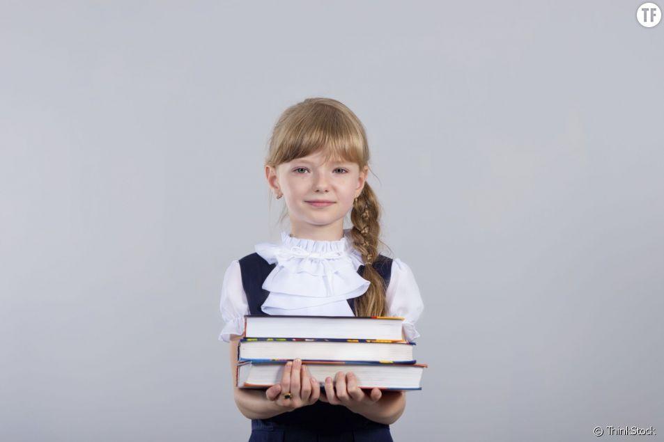 """Comment une écolière a convaincu une maison d'édition anglaise de supprimer les mentions """"pour les filles"""" et """"pour les garçons""""."""