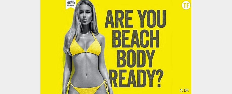 publicité Protein World