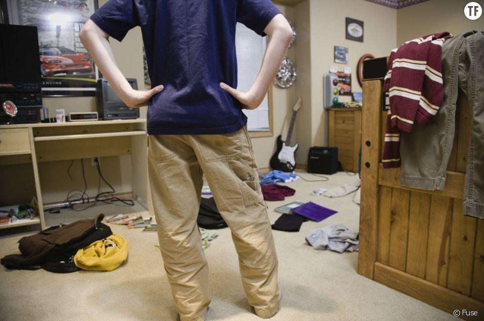 Pourquoi les chambres des ados sont-elles en bordel ? Voici enfin la réponse scientifique