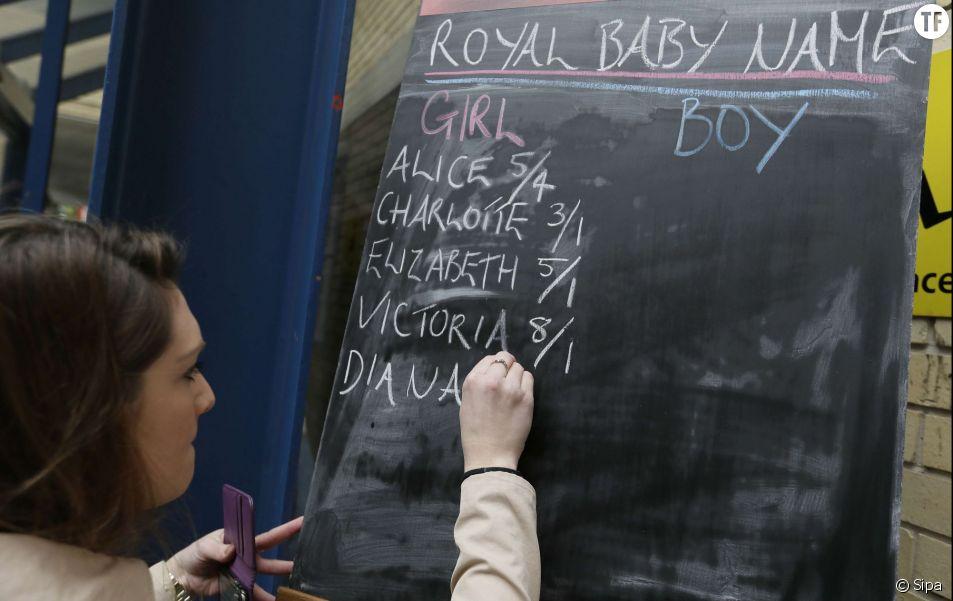 Les paris sont ouverts pour le prénom de la nouvelle Princesse