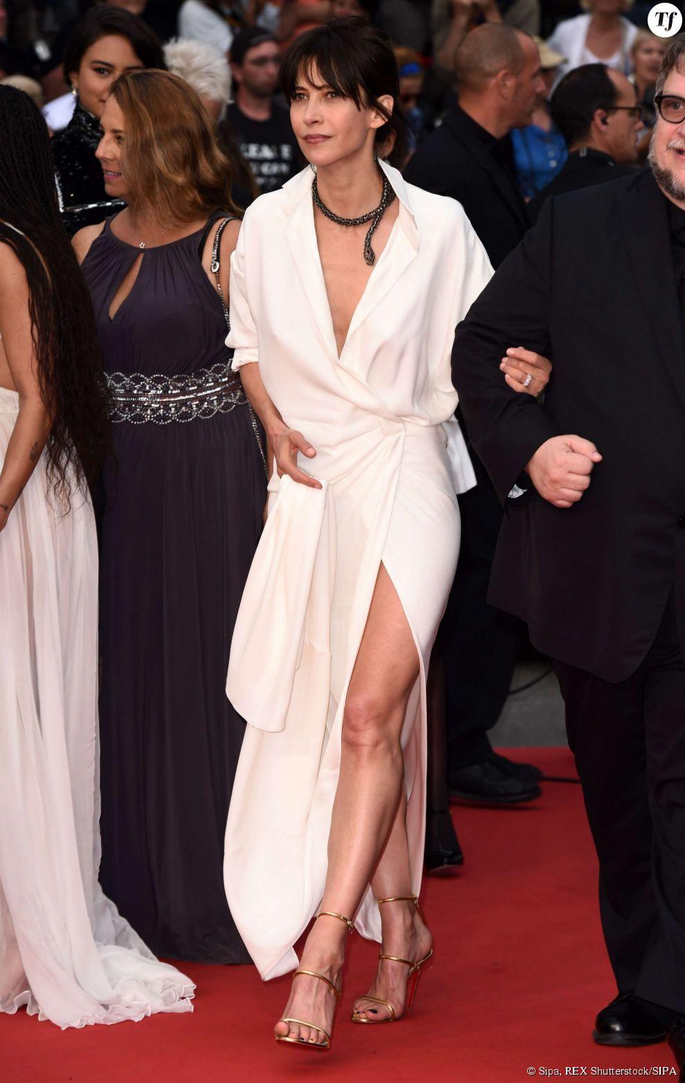 Sophie Marceau jury du 68e festival de Cannes