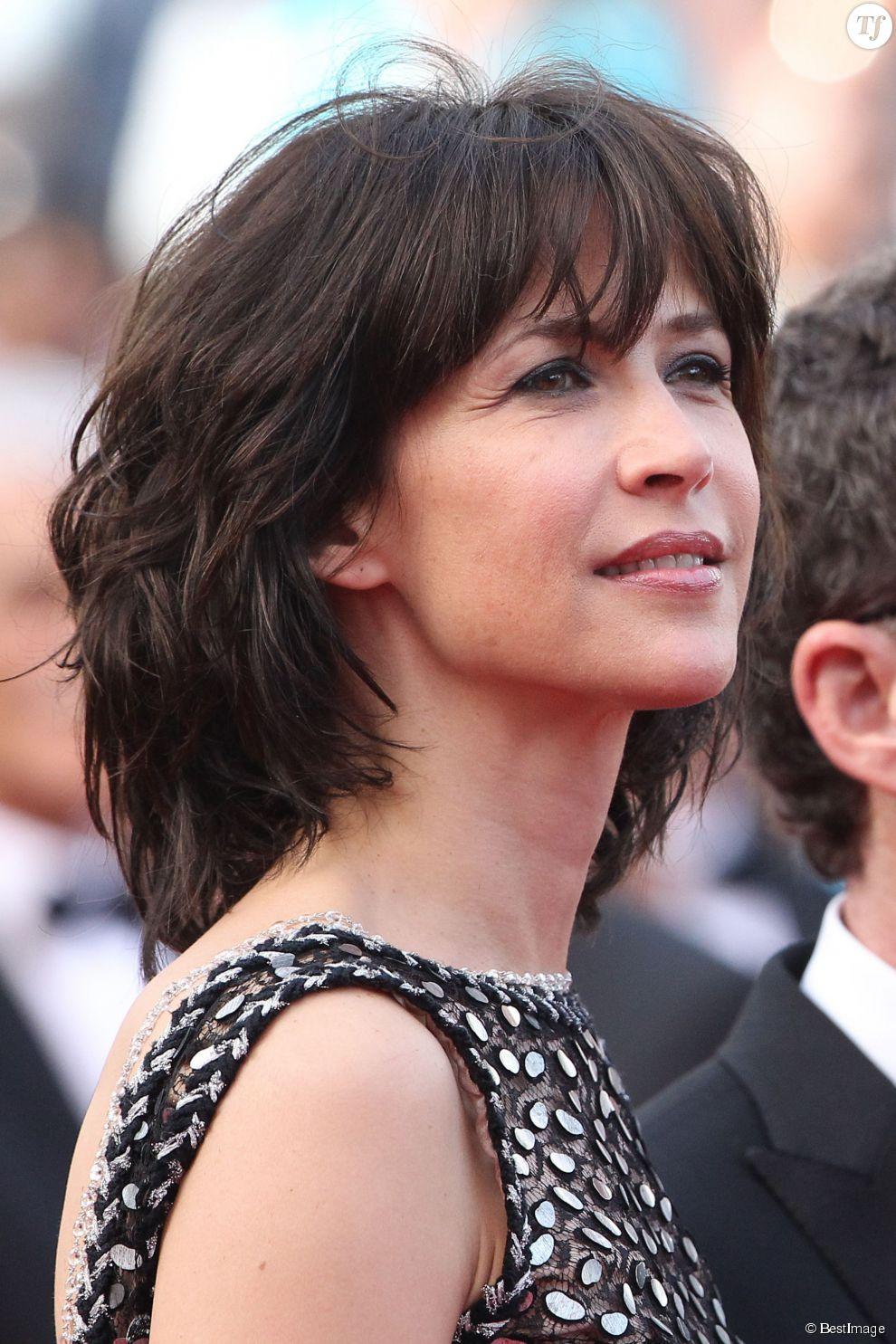 Sophie marceau au festival de Cannes 2015