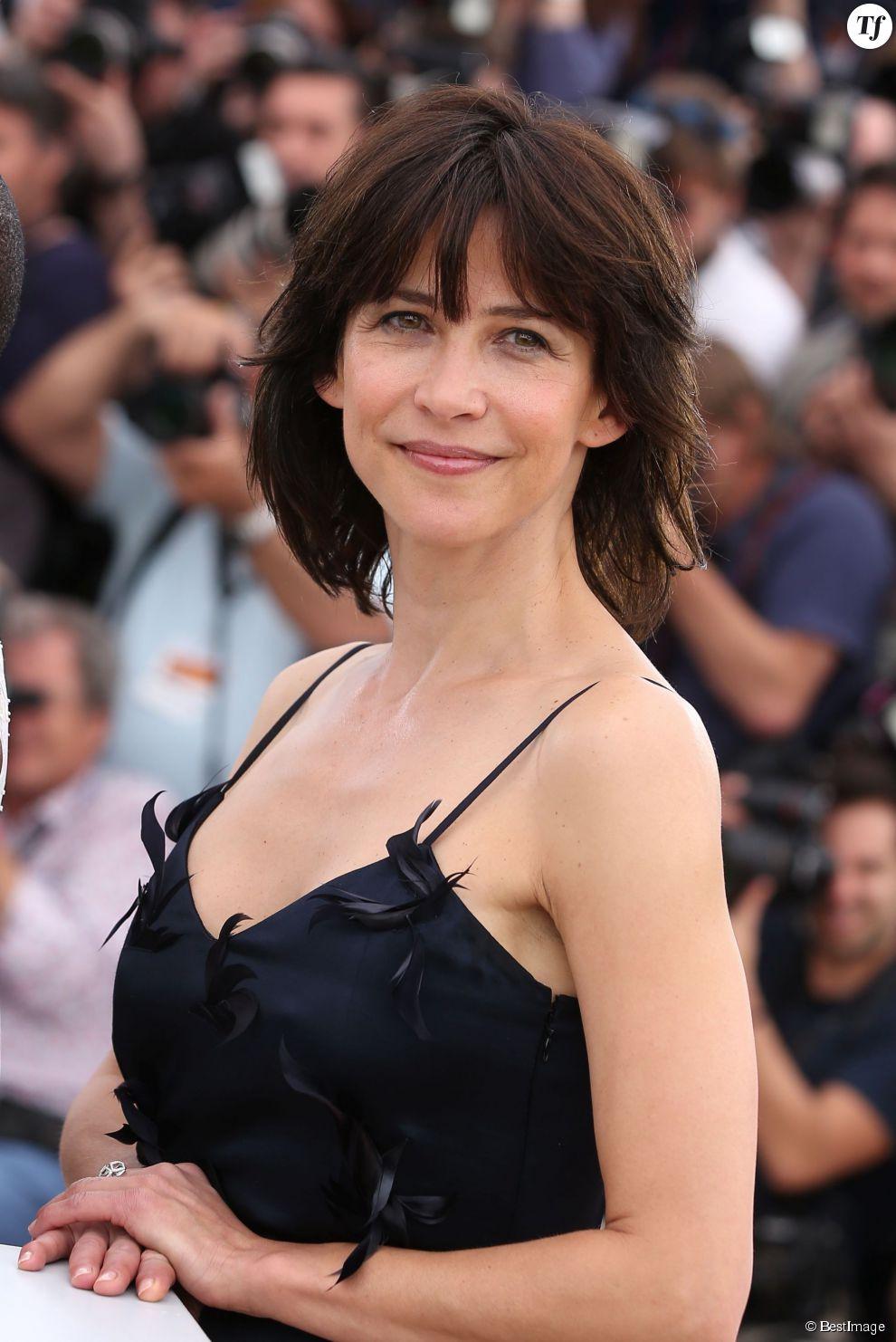 Sophie marceau au festival de Cannes le 13 mai 2015