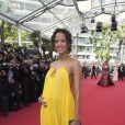 Noémie Lenoir à la première du film La Tête Haute au festival de Cannes 2015 le 13 mai 2015.