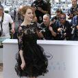 Emma Stone au photocall du film Irrational Man au 68e Festival de Cannes le 15 mai 2015