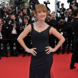 Jane Seymour à la première de Mad Max Fu  ry Road au festival de Cannes 2015 le 14 mai