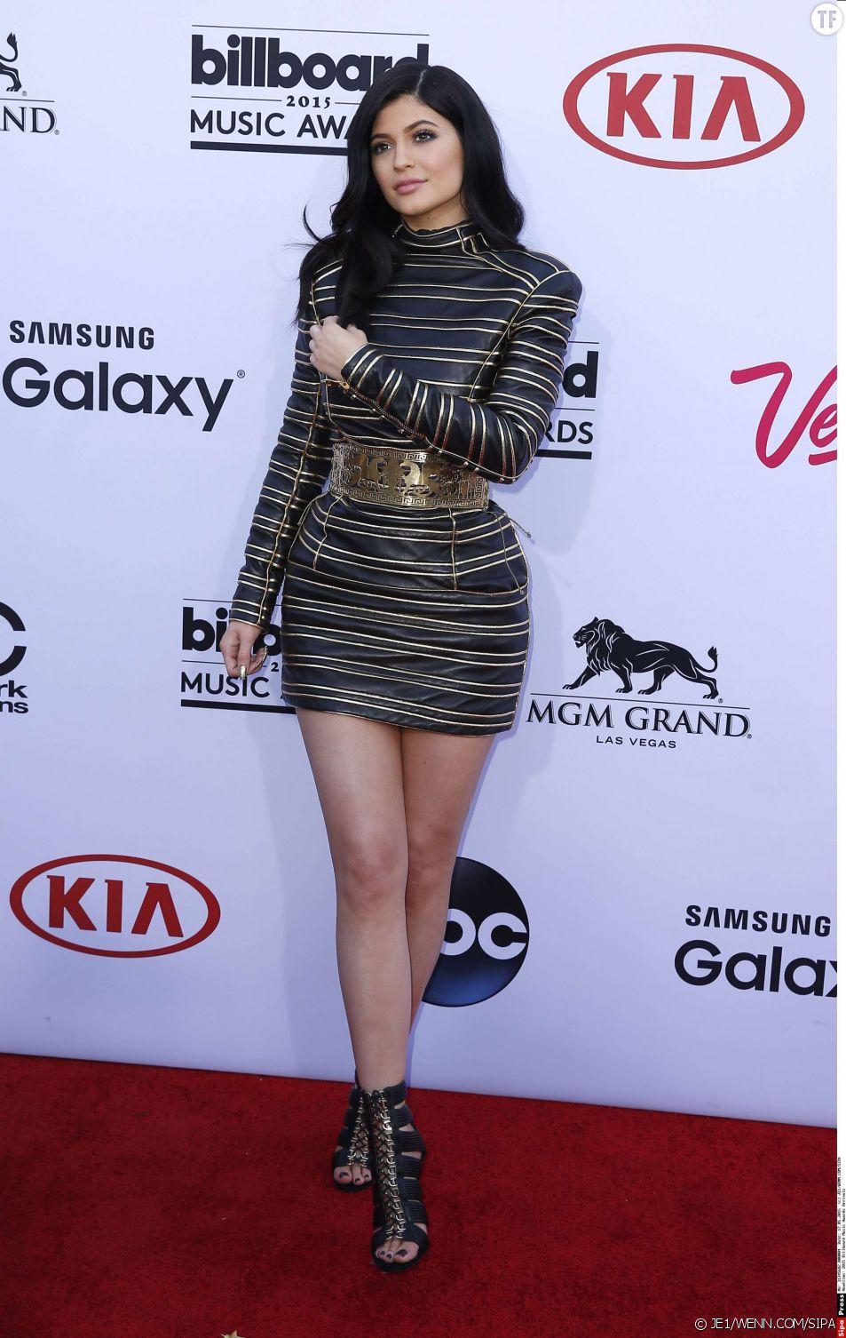 Kylie Jenner a elle-même fait remarquer sa prise de poids