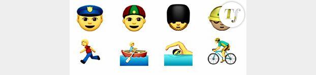 Emojis hommes