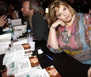 Laurence Boccolini au Salon du livre en 2008
