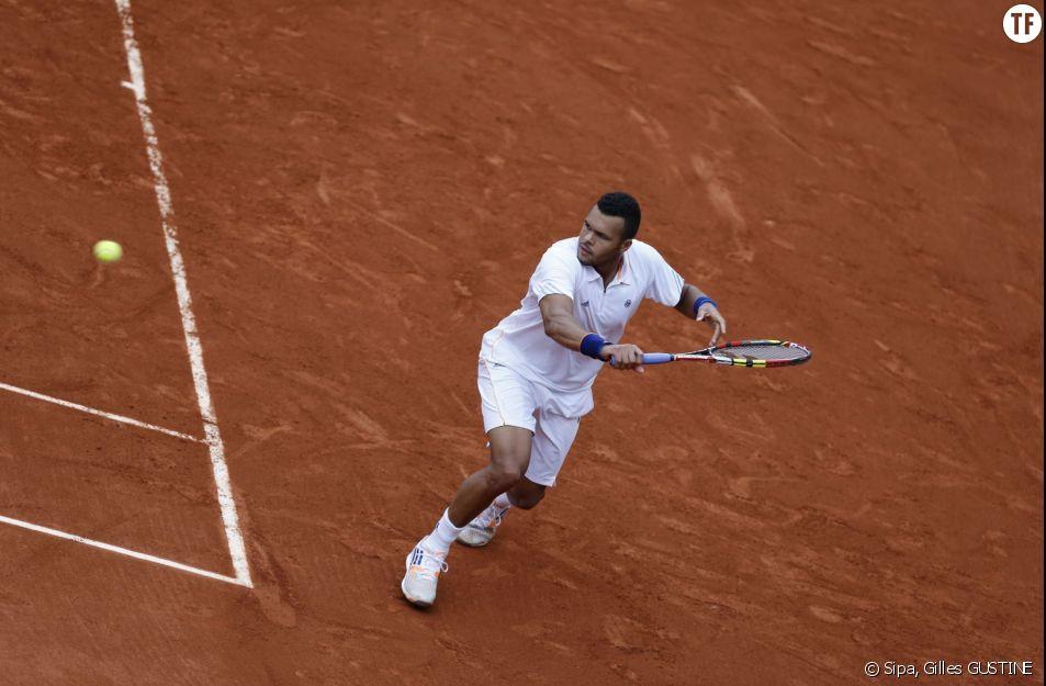 Jo-Wilfried Tsonga : Roland Garros 2014