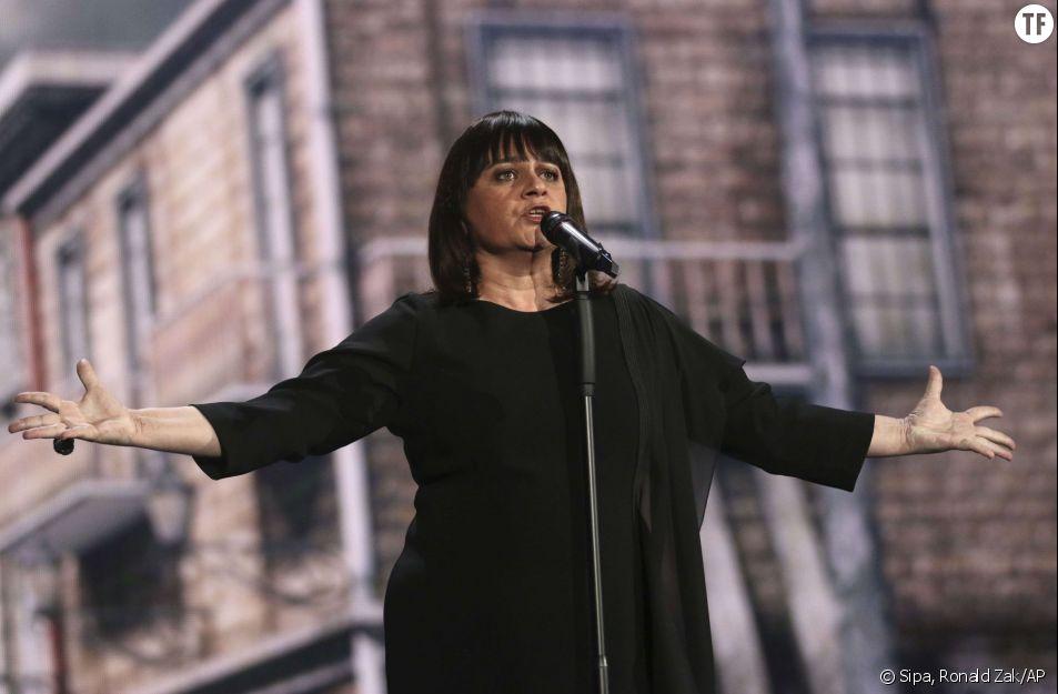 La candidate française de l'Eurovision 2015, Lisa Angell