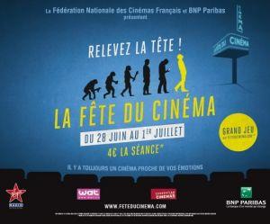 Fête du Cinéma 2015 : la date de début et date de fin (bande-annonce)