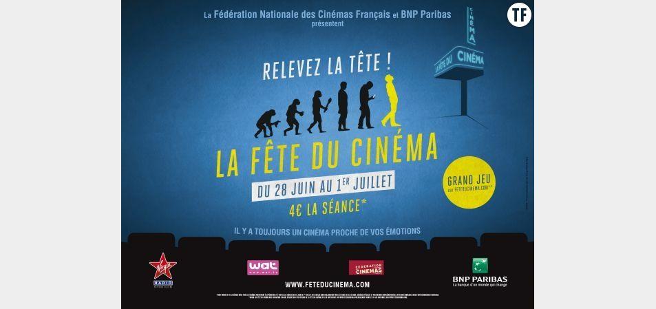 Fête du Cinéma 2015 : découvrez les dates officielles