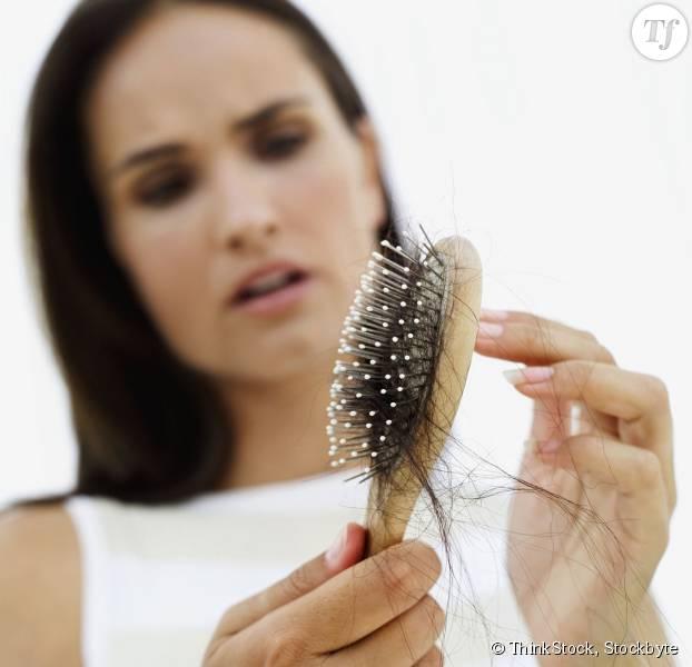 Chute de cheveux après l'accouchement