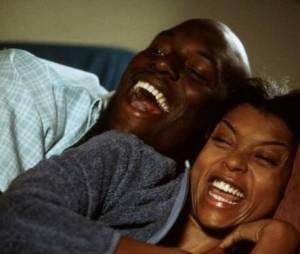 """Tyrese Gibson et Taraji P. Henson dans le film """"Baby Boy"""" (2001)"""