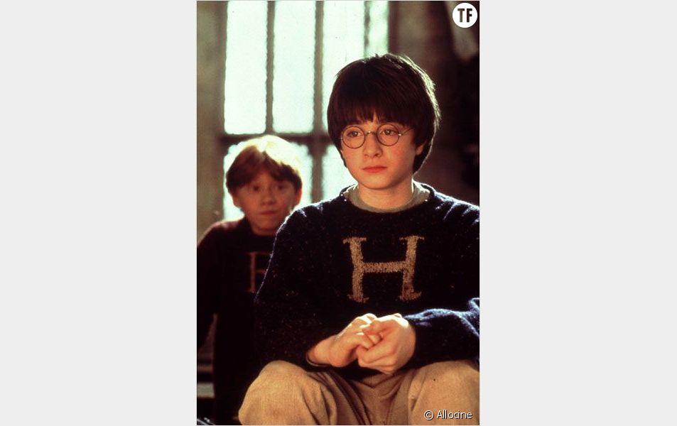 Daniel Radcliffe, ses lunettes et sa tête d'ange. A l'époque il n'avait que 11 ans.