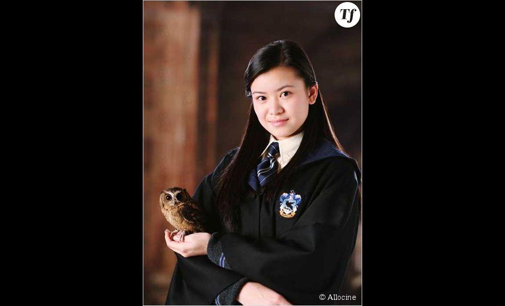 Cho Chang, alias Katie Leung, celle qui a su séduire Harry Potter.