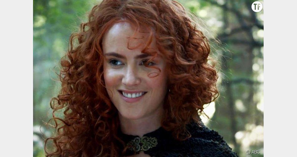Once Upon a Time saison 5 : Merida, l'héroïne de Rebelle au casting