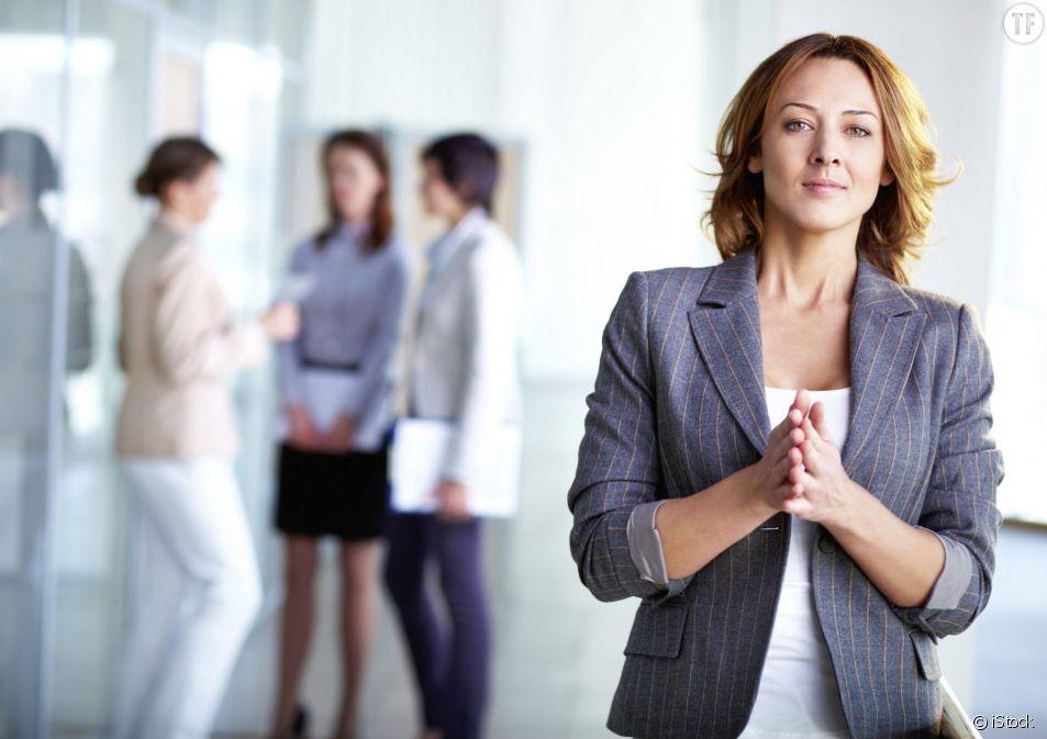 Les hommes se sentent menacés quand le boss est une femme