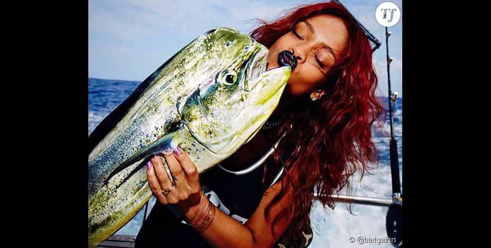 Beaucoup payeraient cher pour être à la place de ce poisson.