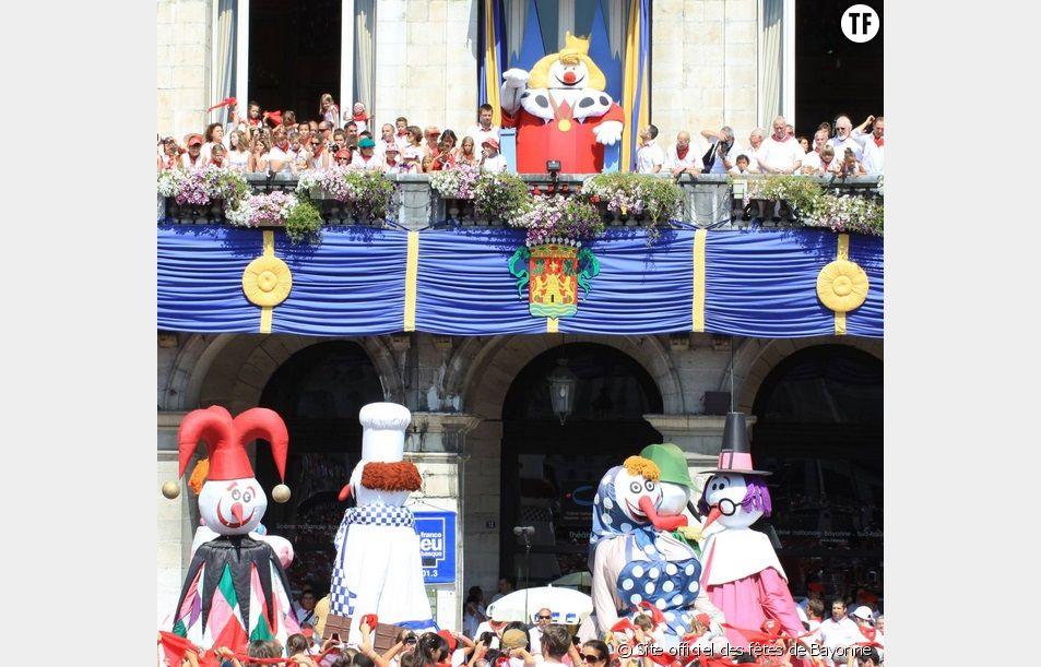Les fêtes de Bayonne auront lieu du 29 juillet au 2 août 2015.