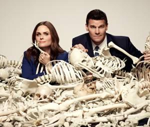 Bones saison 11 : Booth et Brennan prennent un nouveau départ (spoilers)