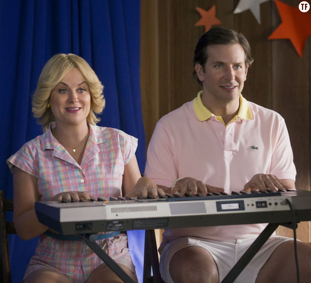 """""""Wet Hot American Summer : First Day of Camp"""" : Amy Poehler et Bradley Cooper"""