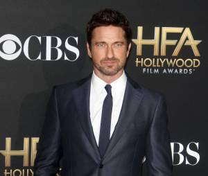Gerard Butler à la soirée Hollywood Film Awards en novembre 2014