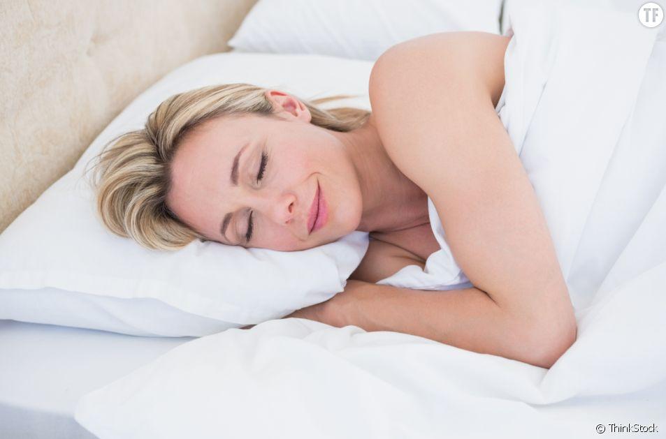 Les femmes dorment, en moyenne, 20 minutes de plus que les hommes tous les jours.