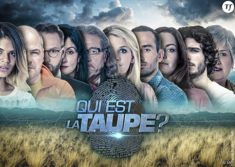 """Les candidats de """"Qui est la taupe ?"""" sur M6."""