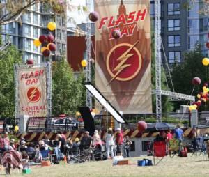 The Flash saison 2, bientôt sur CW.