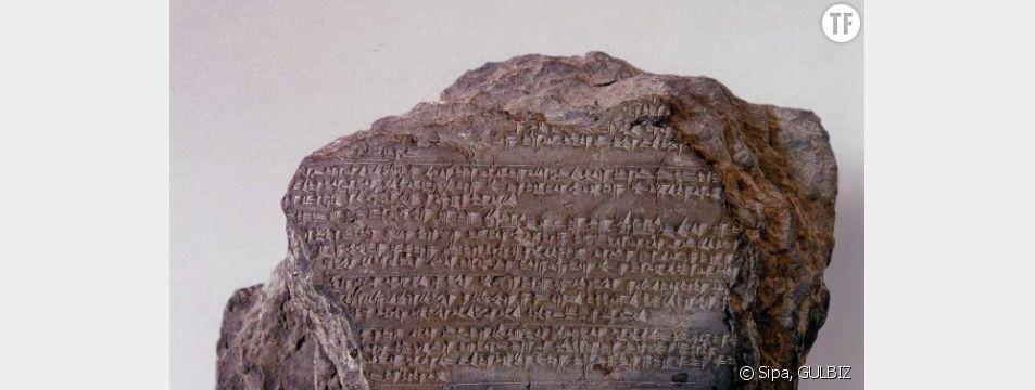 Des archéologues ont découvert une série de témoignages écrits mentionnant des droits des femmes, compilés sur des tablettes ancestrales vieilles de 4000 ans.