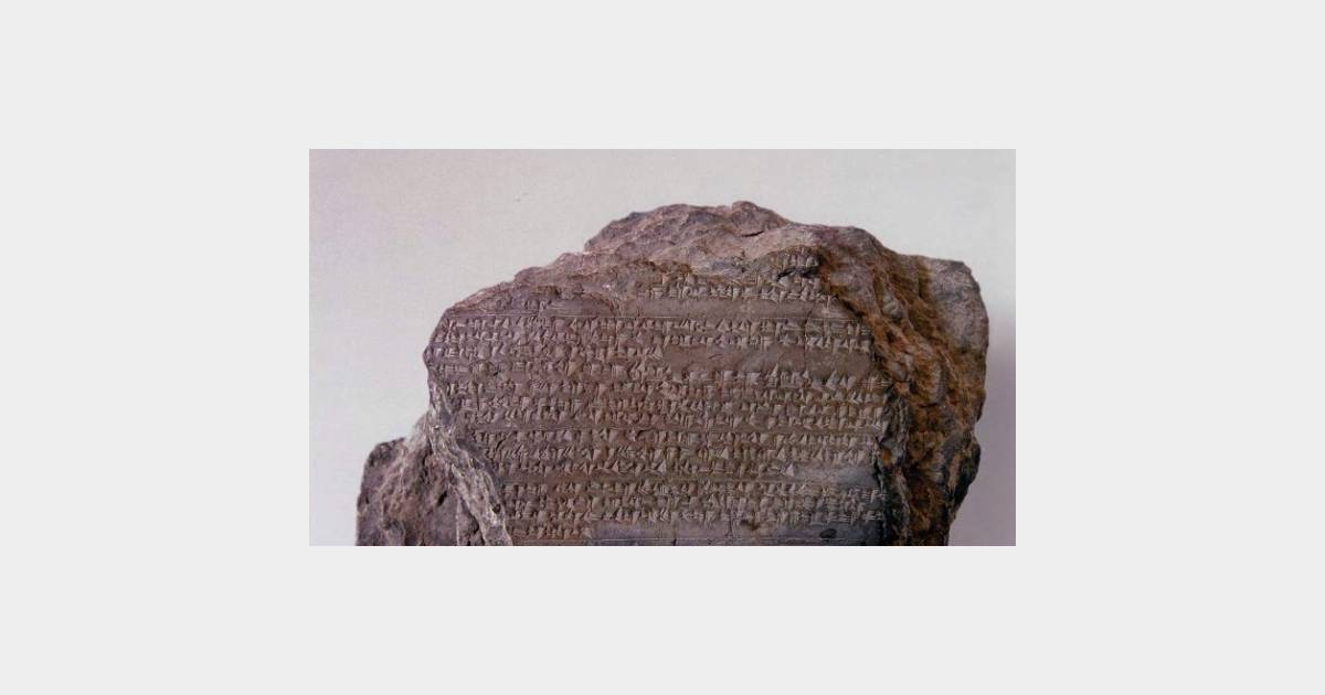 Les droits des femmes inscrits sur des tablettes vieilles de 4000 ans