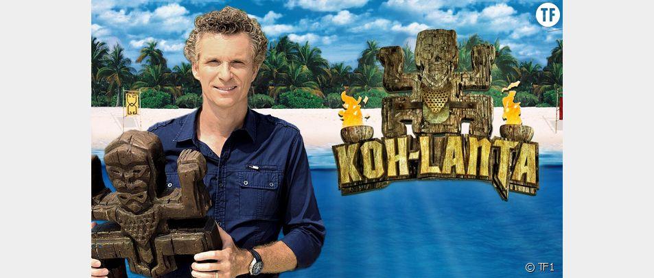 Denis Brogniart évoque Koh-Lanta 2016.
