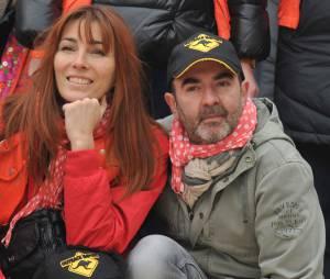 Bruno Solo et sa femme Veronique