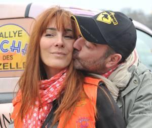 Bruno Solo et sa femme Veronique Clochepin