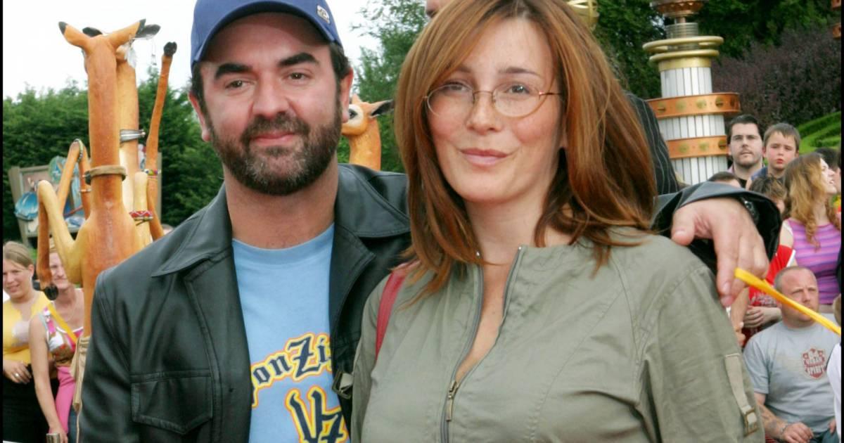 bruno solo sa femme enceinte de leur fille et leurs fils en 2004 terrafemina. Black Bedroom Furniture Sets. Home Design Ideas