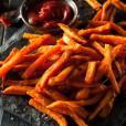 Les frites de patate douce ou comment manger des légumes sans en avoir l'air